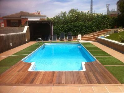 Photo for HOUSE WITH PRIVATE POOL, BARBECUE AND PRIVATE GARDEN
