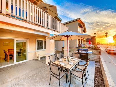 Photo for 25% OFF MAR - Beach Home w/ Large Patio, Views & Steps to Water
