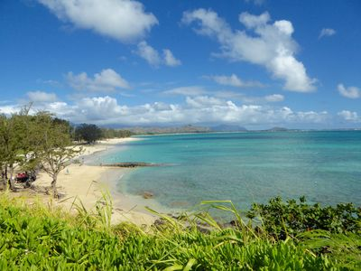 Photo for Affordable Studio On Beautiful Kailua Beach, Great Location, Good Price