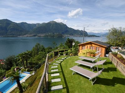 Photo for Villa Rosch: a place of peace in the heart with a breathtaking view