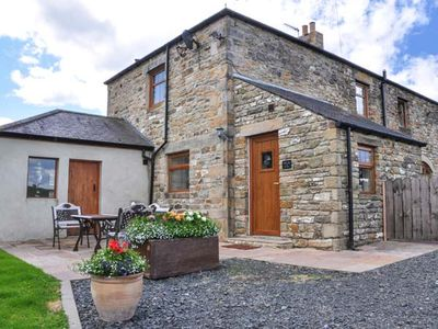 Photo for THE BARN COTTAGE, pet friendly, with open fire in Hexham, Ref 916544