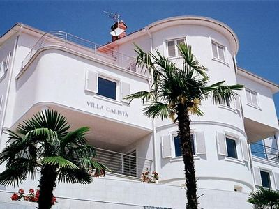 Photo for Apartment Opatija for 8 people with 4 bedrooms - Apartment in villa