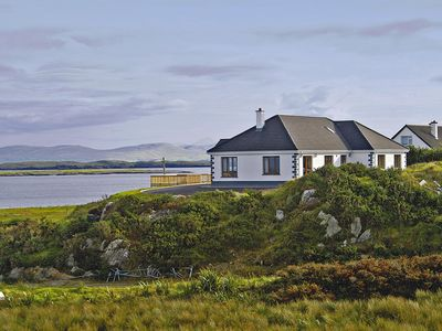 Photo for Detached bungalow on elevated site, and enjoying fine outlook over the island studded coastlin…