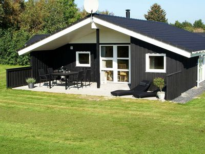 Photo for Charming Holiday Home in Oksbøl Denmark with Sauna