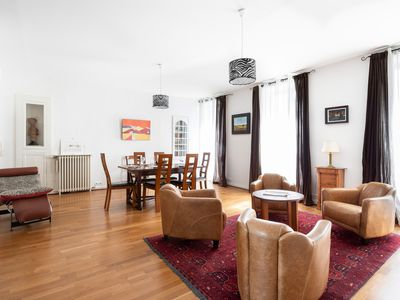 Photo for L'Esquisse - Two Bedroom Apartment, Sleeps 4