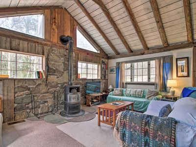 Photo for NEW! Private Rustic Home, 10 Min. to Bromley Mtn!