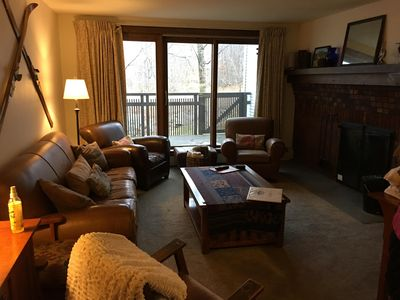 Photo for Beautiful Ski-in/Ski-out Condo in Sunrise