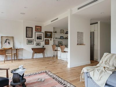 Photo for Two-bedroom terrace apartment