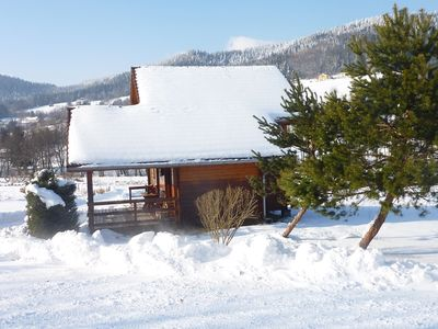 Photo for The chalet 5/8 people