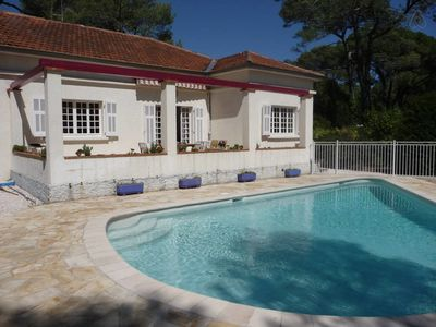 Photo for NICE & SPACIOUS VILLA WITH GARDEN & SWIMMING POOL