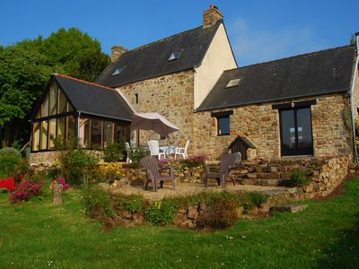 Photo for Manor in exceptional setting very close to the sea