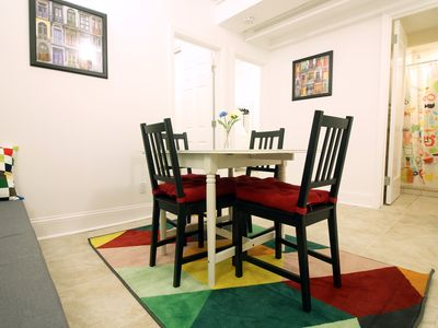Photo for Cheerful & Practical 2 Bedroom Garden Apartment Near Subway