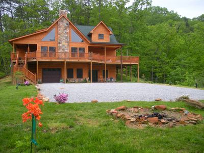 Photo for Deer Ridge resort is perfect for family and friend get togethers.