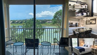 Photo for NEWLY RENOVATED Top Floor WaterView in Windsor Hills