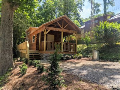 Ani Cabin - Wooded foot-of-Lookout Mountain Cabin one mile from the Southside