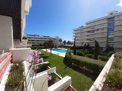 Photo for S19 - Gorgeous and spacious ONE bedroom apartment just by Vilamoura marina