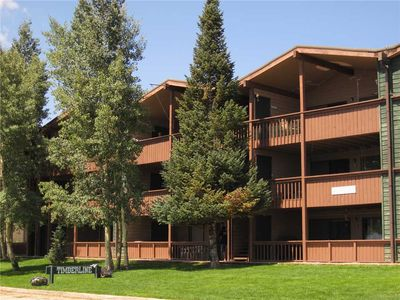 Photo for Pet Friendly Condo On Lake Dillon - Near Dillon Amphitheater, Marina. Covered Deck, Mountain Views
