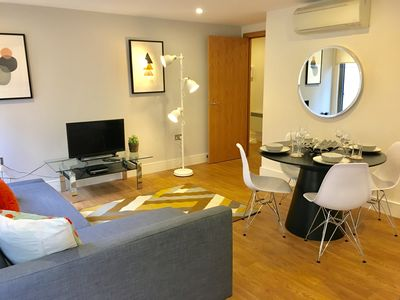 Photo for Modern Apartment near Hyde park in Bayswater