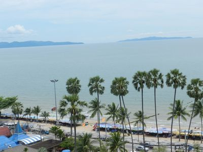 Photo for Jomtien PLAZA Condotel. Front the sea