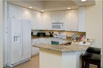 Open Kitchen, keep the cook in the party!