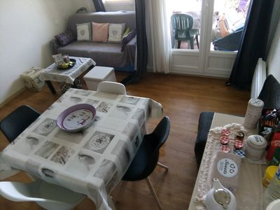 Photo for Studio cabin in Le Touquet with private parking 5min beach and town center
