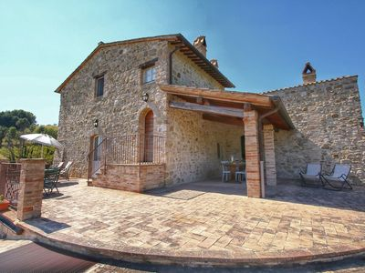 Photo for Amazing Holiday Home in Assisi with Swimming Pool