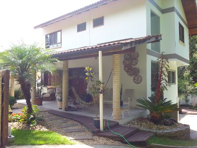 Photo for House in Canasvieiras. Great for holidays, Home, prox. da Praia, with green area