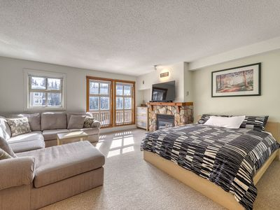 Photo for Cozy haven in the heart of Sun Peaks Village