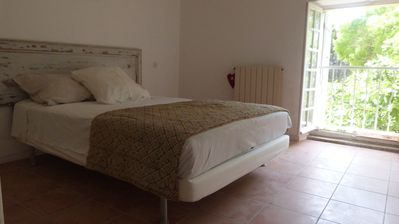 Photo for Beautiful room in Drome provençale with view on the Mont Ventoux