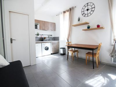 Photo for CHARMING EQUIPPED STUDIO - 5 MIN FROM THE ROTONDE