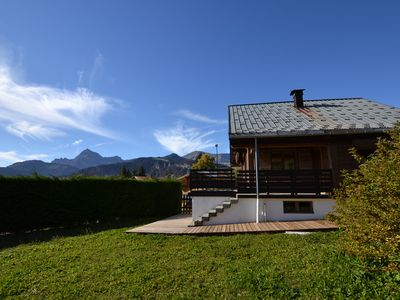 Photo for Chalet in the heart of the Village classified 3 *