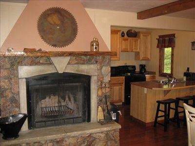 Photo for Beautifully decorated comfortable cabin in quiet area.
