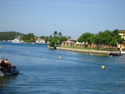 Photo for House on the Canal, Ogiva, Cabo Frio
