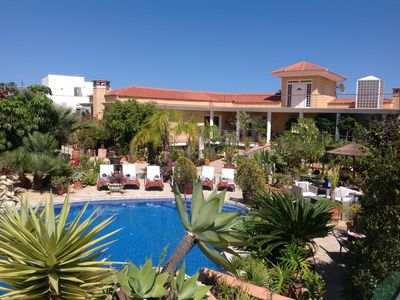 Photo for Magnificent Villa in Alfaz. September discount € 1600 / week.