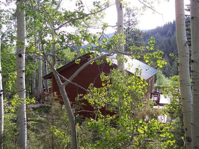 Photo for Spruce Ridge Vacation Rental Close to Monarch Ski Resort on Llama Ranch