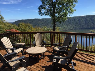 Photo for Timberlake Vista, lake house With Spectacular View, Near Shy Beaver Boat Launch