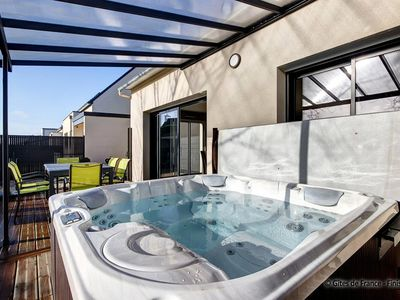 Photo for House with Spa in Carantec - House 4 Rooms 6 people