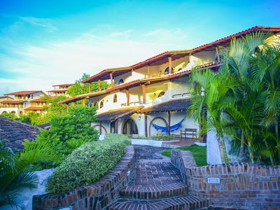 Photo for 3 Story Villa, 4Bedrooms, 4.5Bathrooms, Ocean View & Club House - Pool, Gym, Bar
