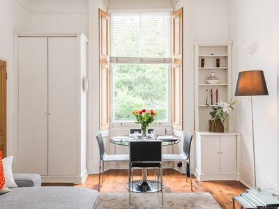 Photo for Stylish apartment in the heart of South Kensington