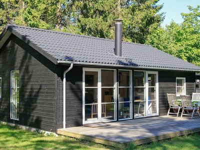 Photo for Boutique Holiday Home in Falster with Terrace