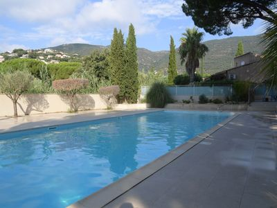 Photo for Quiet and comfort, in the countryside, 10 min walk from the center of Cavalaire