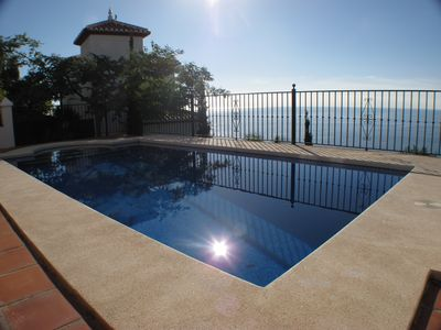 Photo for Casa las Palmeras -  Luxury 3 bed, 3 bath villa with private pool