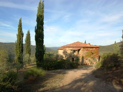 Photo for Historical Villa In Tuscany With Pool