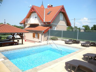 Photo for Holiday house at a vineyard with pool