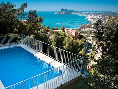 Photo for Vacation home Kristina  in Altea, Costa Blanca - 5 persons, 3 bedrooms