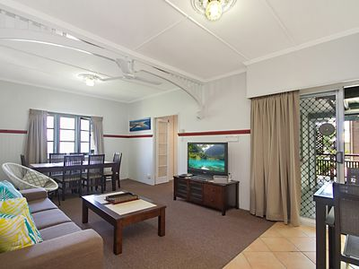 Photo for Tondio Terrace Flat 1 - Neat and tidy budget accommodation, easy walk to the beach