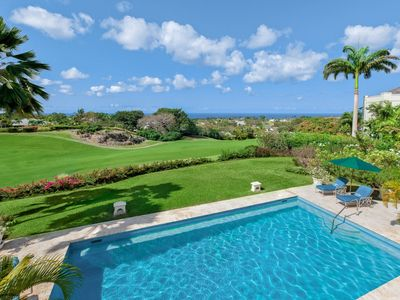 Photo for Benjoli Breeze - A luxurious 5-bedroom villa situated in Royal Westmoreland