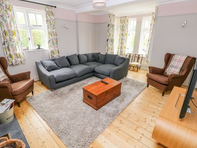 Photo for CEFN GOLEU, pet friendly, with open fire in Pwll, Ref 1003967