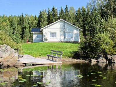 Photo for Vacation home Ruutana (FIJ019) in Tuusniemi - 8 persons, 2 bedrooms