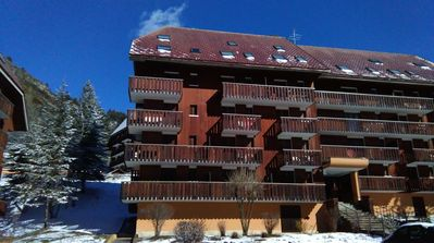 Photo for Rental Val d'Allos near the ski slopes and the village of Allos